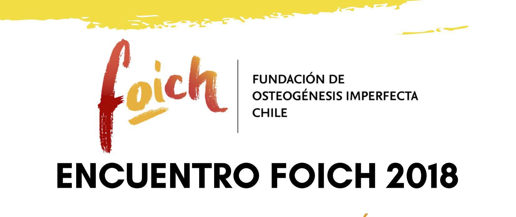 Te invitamos al Encuentro Foich 2018
